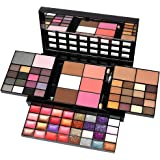 All In One Makeup Gift Kit - Ultimate Color Combination - 36 Eyeshadow, 28 Lip Gloss, 3 Blusher, 4 Concealer, 3 Contour…
