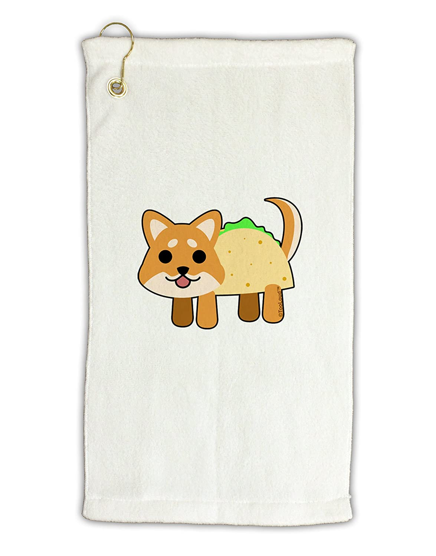 TooLoudキュートTaco Dog Micro Terry Grometゴルフタオル11