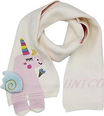 Handmade triangle scarf scarf neck scarf with flowers white warm cuddly kids girl baby autumn winter universal coarse