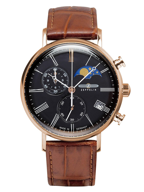 Zeppelin 7196 – 2シリーズlz120 Romeメンズ腕時計ドイツ製 B077XFJ66L