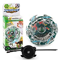 FUNCOCO 4D Spinning Top Game Toy Storm Gyro Constellation Assembly Burst Set High Performance Battling Top Game Gyro
