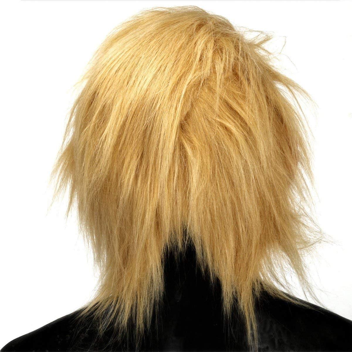 Fasching Karneval Maske Poltiker TK Gruppe Timo Klingler Donald Trump Maske Latex 1x Per/ücke aus Latex f/ür Herren und Damen Kost/üm