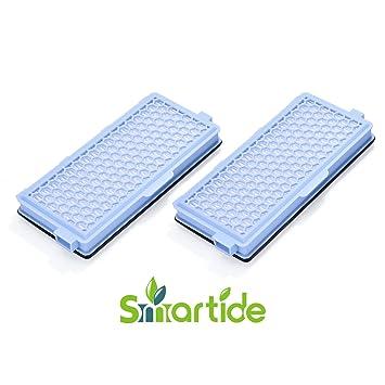 Filtro HEPA SF-HA 50 activo de Smartide Airclean, filtro para aspiradora Miele S4