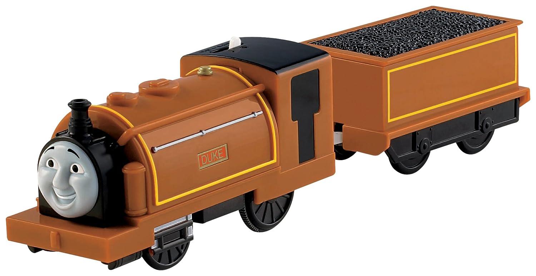 Amazon.com: Thomas the Train: TrackMaster Duke with Car: Toys & Games