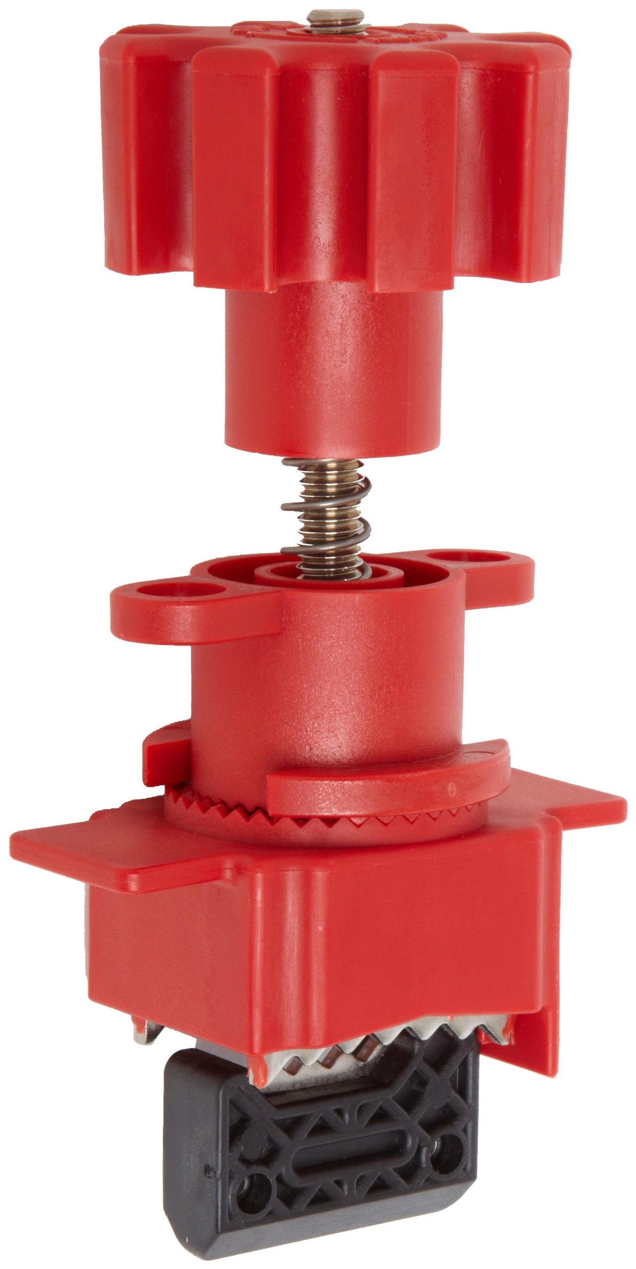 Brady Universal Valve Lockout Base Clamping Unit, Small