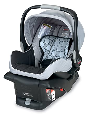 Amazon.com: Britax B-Safe Infant Car Seat, Granite (Prior Model): Baby