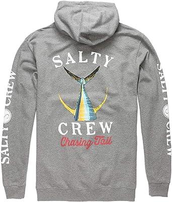 Salty Crew - Sudadera con capucha para hombre: Amazon.es: Ropa y ...