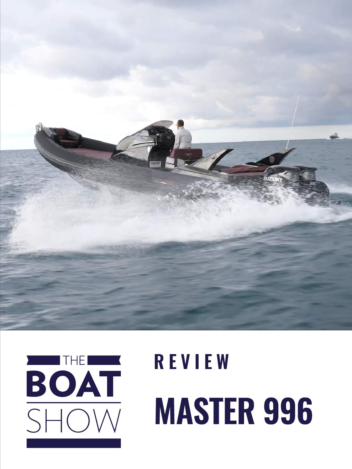 Clip: Master 996 - The Boat Show