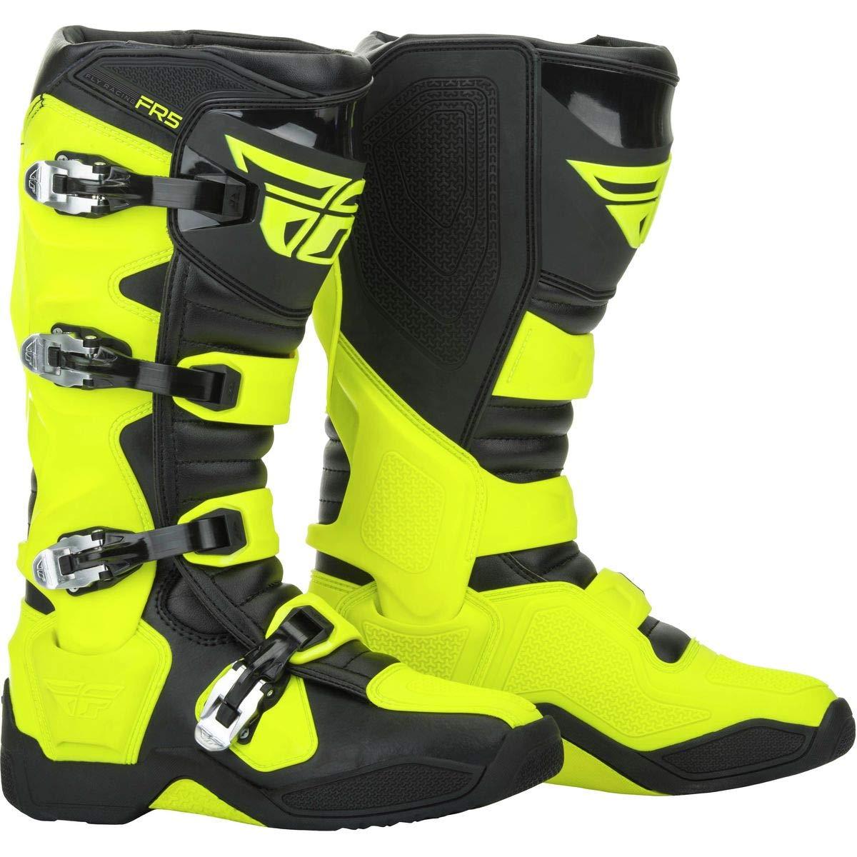 Orange 11 Fly Racing 2019 FR5 Boots