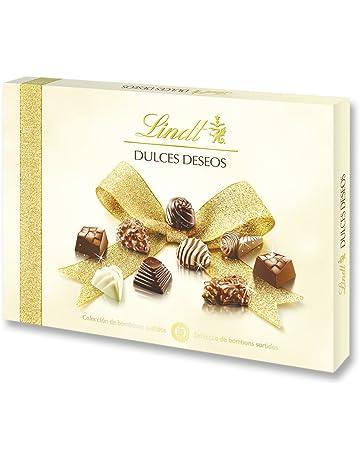 Lindt Dulces Deseos - Bombones de Chocolate, 600 gr