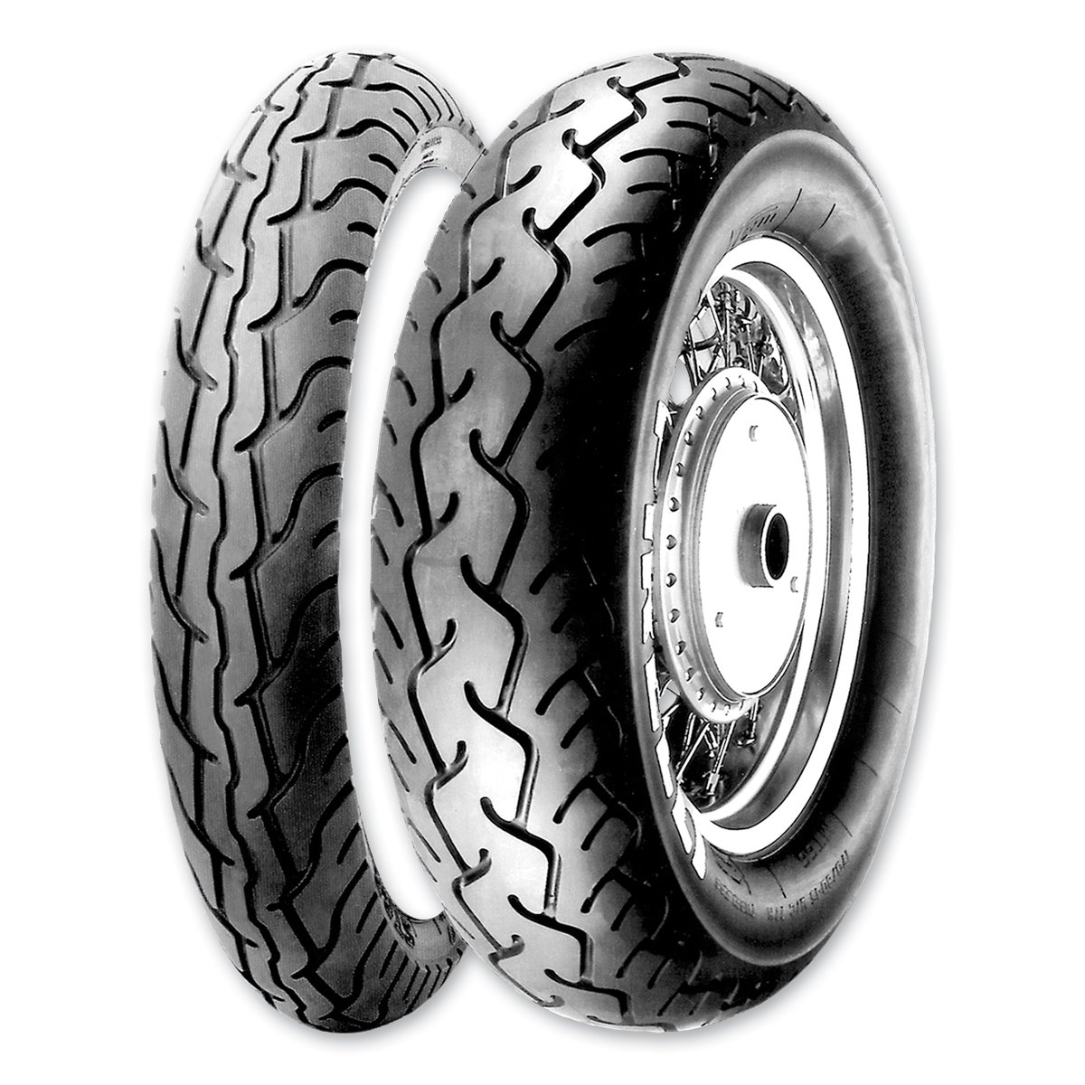 Pirelli MT66 Route 3.00S-18 Front Tire 1003500
