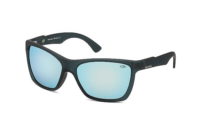 Mormaii Gafas de sol Venice beat azul mate con lentes a ...