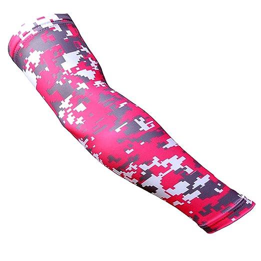 15430eb523 Nexxgen Sports Apparel Moisture Wicking Compression Arm Sleeve (Single) -  Men, Women,