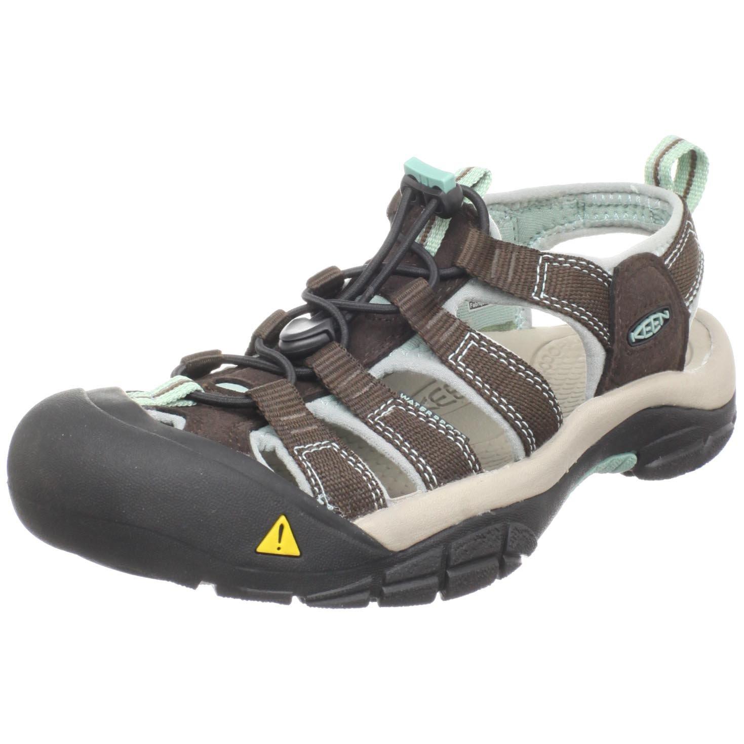 KEEN Women's Newport H2 Sandal B001QB5QVK 8.5 M US|Slate Black/Canton