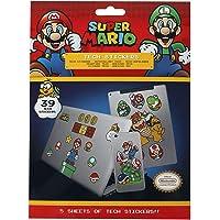 Pyramid International Super Mario - Tech-sticker Mushroom Kingdom, RD-RS461456