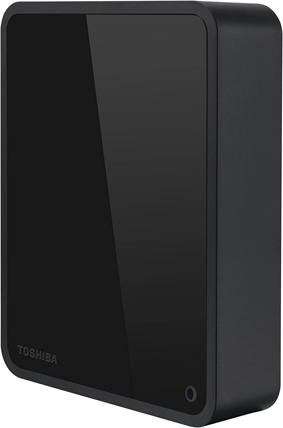 Toshiba 4TB Canvio for Desktop 7200 RPM External Hard Drive, USB 3.0 (HDWC340XK3JA),black