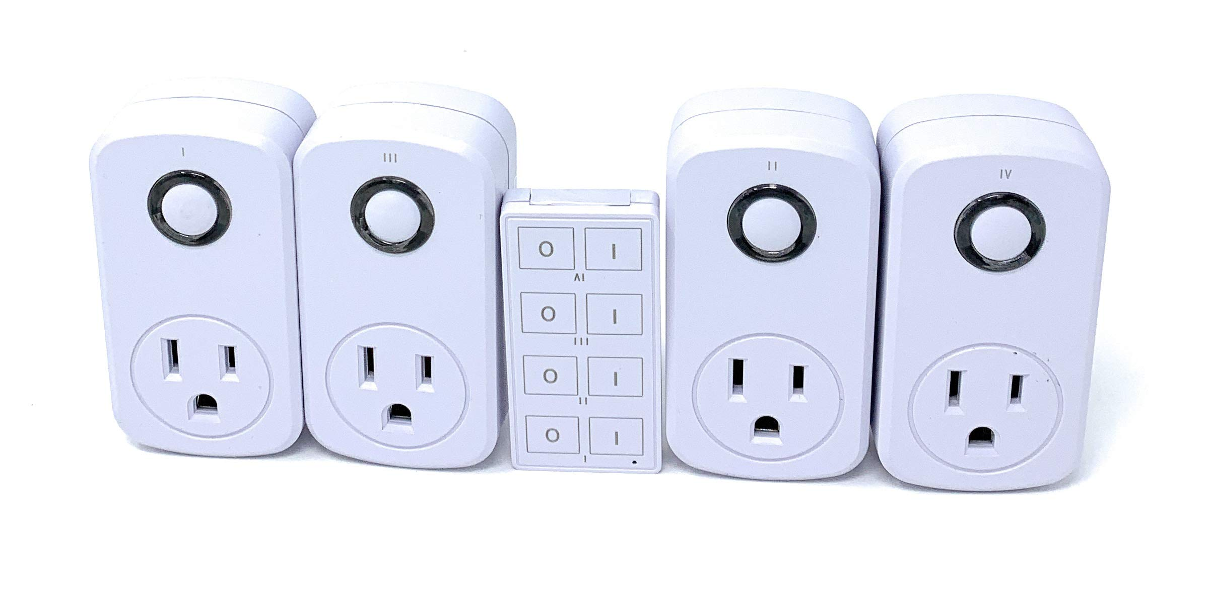 Black Friday Deal: Prime Wireless Indoor Remote Controlled Outlets (100ft Range)