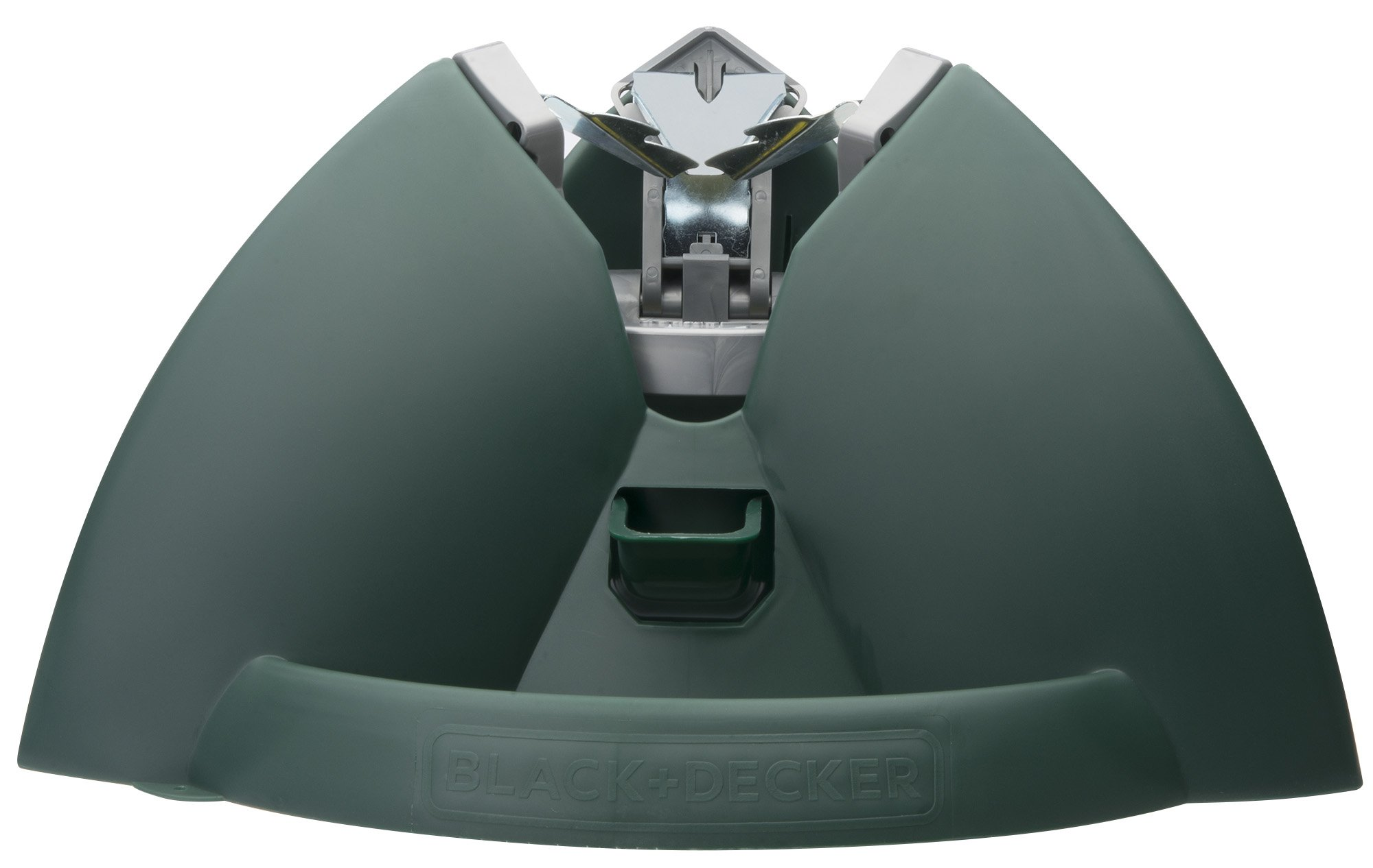 BOND MANUFACTURING BD3037 Smart Tree Stand, Holds 9', Green