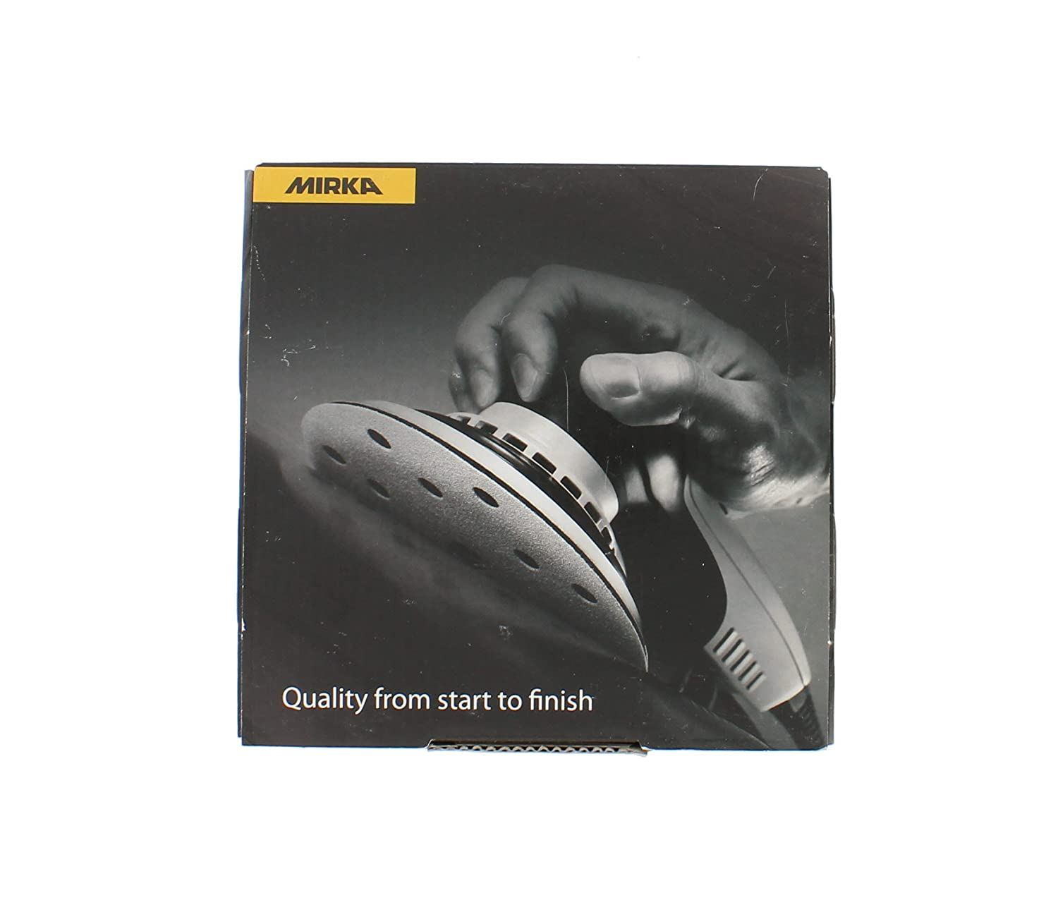 Mirka 23-622-060 Gold 6 Grip Hook /& Loop Discs 60-Grit 50//Box