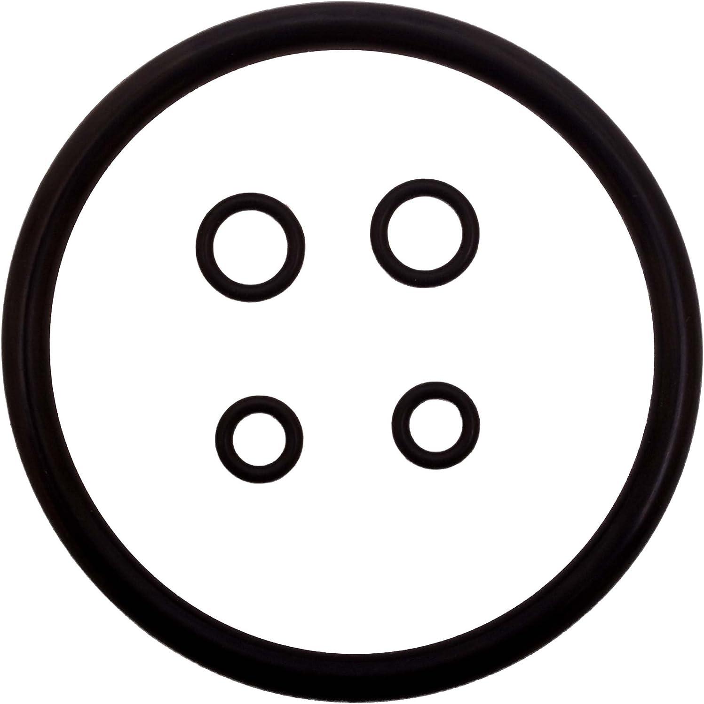 5 Piece Set by Kegconnection O-ring Set for Standard Kegs