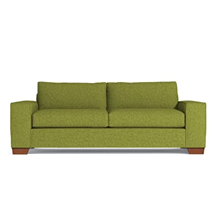 Amazon.com: Apt2B Melrose Sofa, Green Apple: Kitchen & Dining