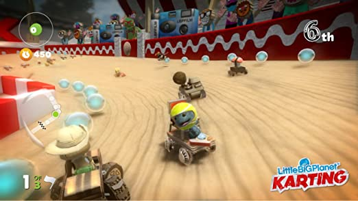Littlebigplanet Karting Ps3 Amazoncouk Pc Video Games