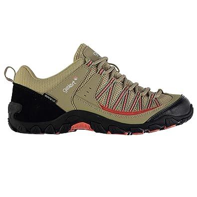 the latest 38ea6 e0530 Gelert Damen Rocky Wasserdicht Wanderschuhe Outdoor Schuhe Atmungsaktiv