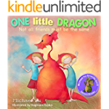 Books for Kids: One Little Dragon, Not all Friends Must be the Same.