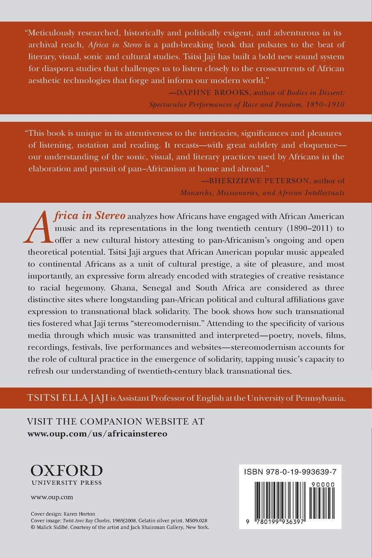 img@@@.imagetwist.com :0  a Africa in Stereo: Modernism, Music, and Pan-African Solidarity: Tsitsi Ella  Jaji: 9780199936397: Amazon.com: Books