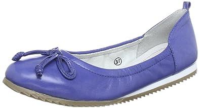 Citygate 840456, Damen Slipper, Blau (blau 5), EU 40