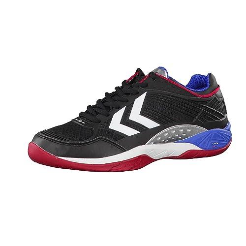 Hummel Omnicourt Z8 Trophy, Zapatillas Deportivas para Interior Unisex Adulto, Negro (Black), 39 EU: Amazon.es: Zapatos y complementos