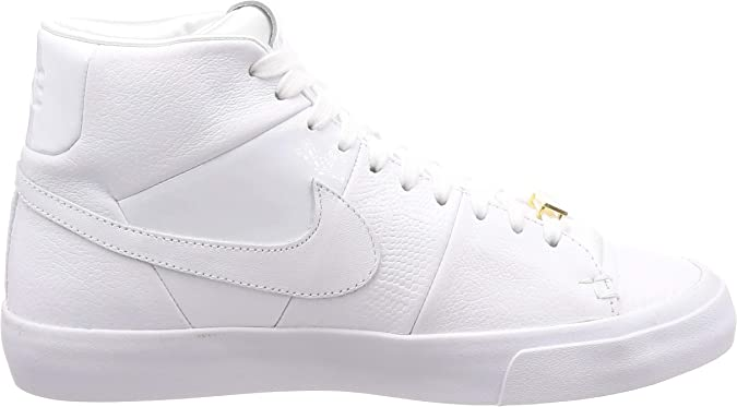 blazer royal qs white
