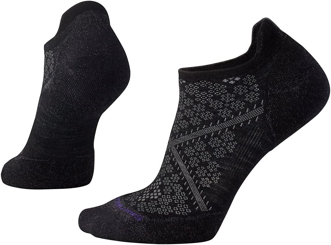 Smartwool Womens PhD Run Light Elite Micro Socks