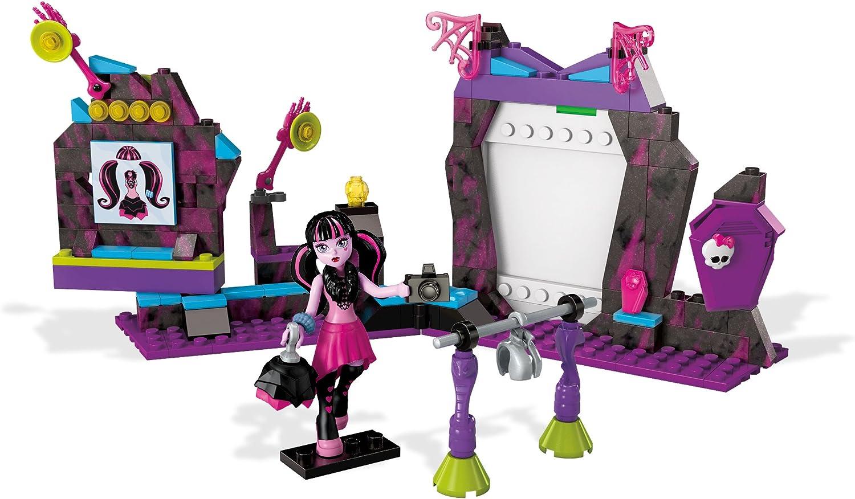 Mega Contrux Monster High Fangtastic Photo Day Building Set