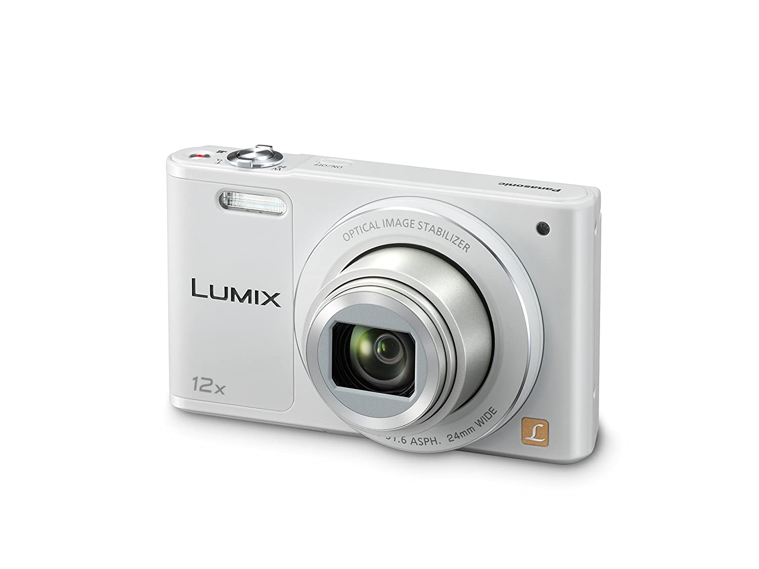 Panasonic dmc sz10ef w 12 multiplier x: amazon.de: elektronik