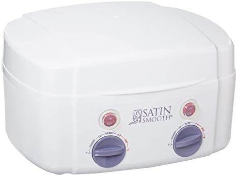 Amazon.com: SATIN SMOOTH Professional SSW08C Double Wax Warmer Quick: Beauty