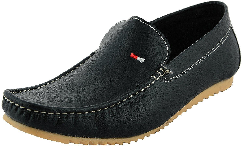 LeatherKraft Men's Causal Loafers
