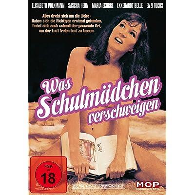 Was Schulmädchen verschweigen [Alemania] [DVD]
