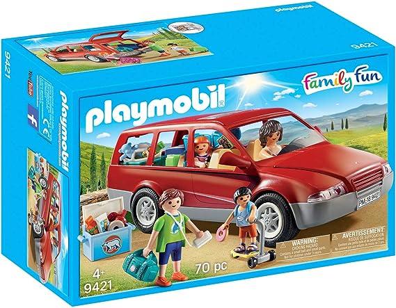 Playmobil Family Car