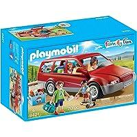 PLAYMOBIL Family Fun Coche Familiar, A partir
