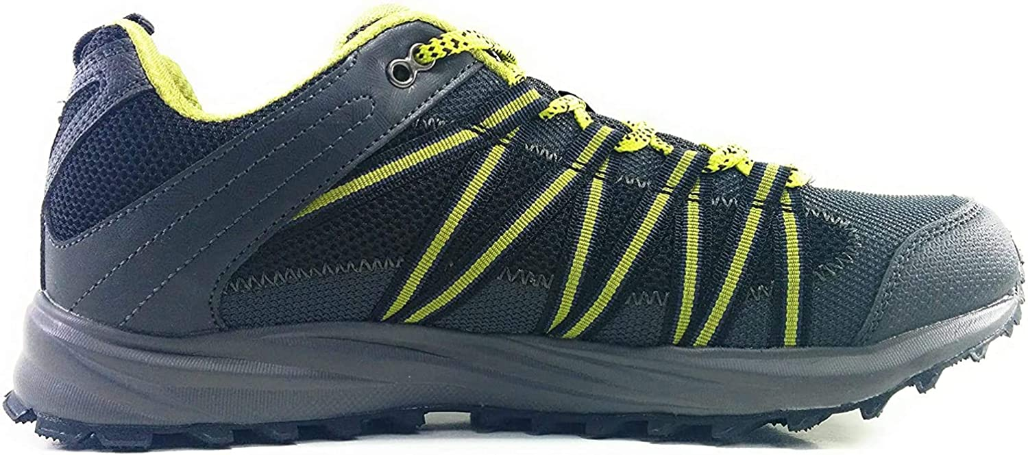 Hi-Tec Sensor Trail Lite Zapatillas Trail Running Hombre: Amazon ...