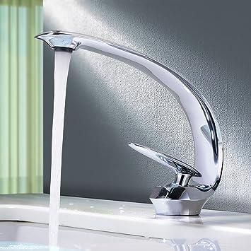 bad waschbecken bonade chrom wasserhahn waschtisch armatur einhebelmischer badarmatur mischbatterie waschbeckenarmatur badzimmer waschbeckenunterschrank
