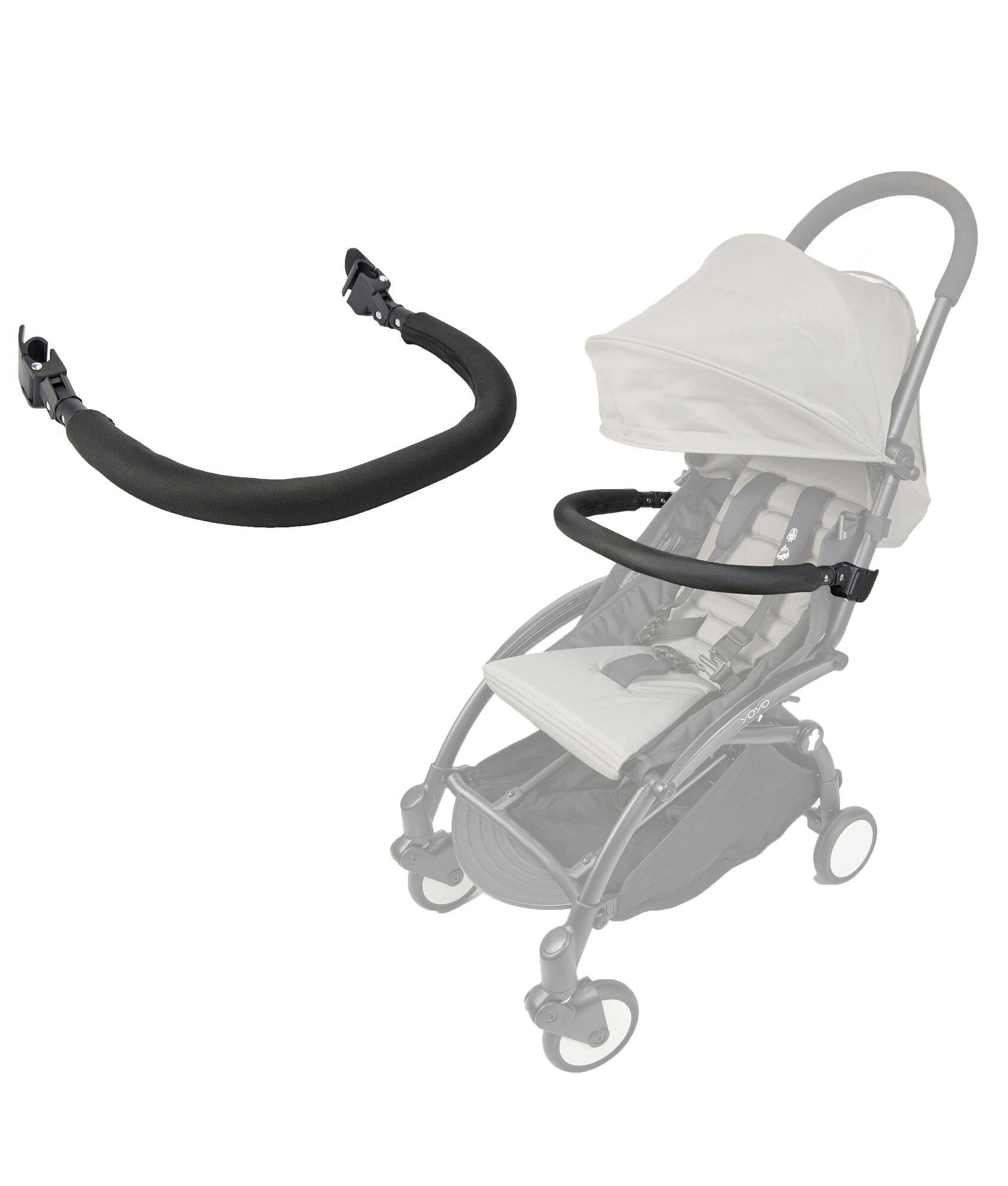 Stroller Bar for Babyzen YoYo and Yoyo+ - Armrest, Handle, Bumper and Crossbar - Oxford Cloth - by Neutral