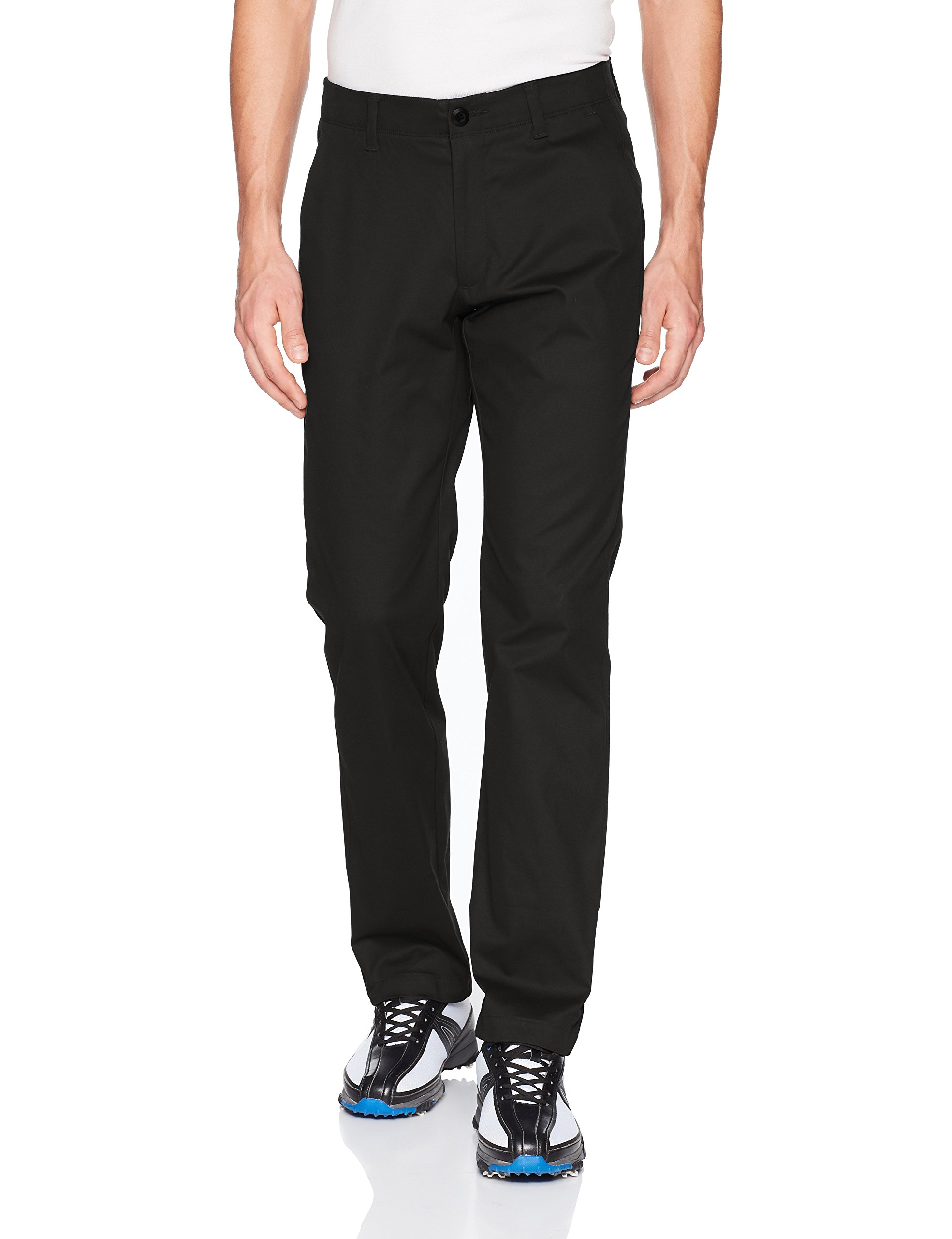 Under Armour Men's Showdown Chino Pants, Black (001)/Black, 40/32 by Under Armour