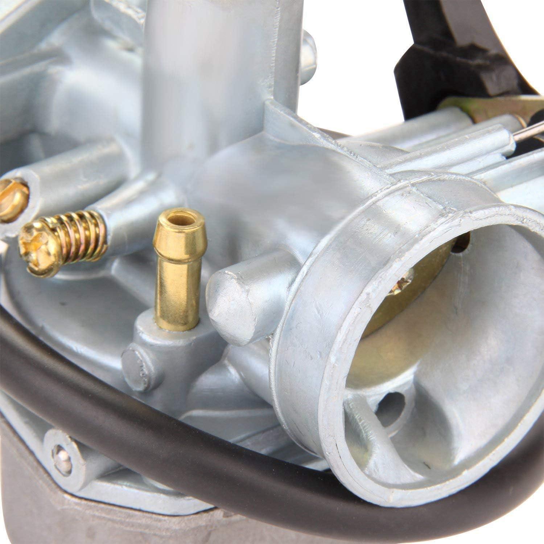 SovelyBoFan Carburateur TV Pz19 vec Filtre /à Carburant Et Filtre /à IR De 35Mm pour 50Cc 70Cc 80Cc 90Cc 110Cc 125Cc TV Moto Cross Tout-Terrain Taotao Crf
