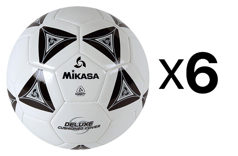 ミカササッカーボールデラックス6パック B003LCSKJC 4