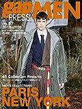 2019-2020 A/W gap PRESS MEN vol.57 PARIS / NEW YORK (gap PRESS Collections)