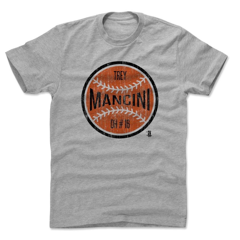 newest 8898e e186e Amazon.com : 500 LEVEL Trey Mancini Shirt - Baltimore ...