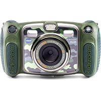 VTech Kidizoom Duo Selfie Camera, Amazon Exclusive, Camouflage