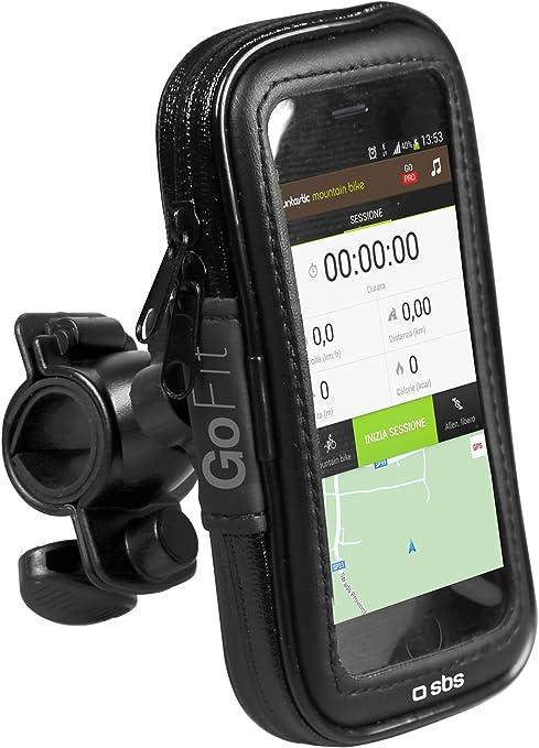 SBS TEBIKEHOLDERXLK Bicicleta - Soporte (Teléfono móvil/Smartphone ...